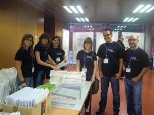 Voluntaris 2es Jornades Valencianes de Documentació
